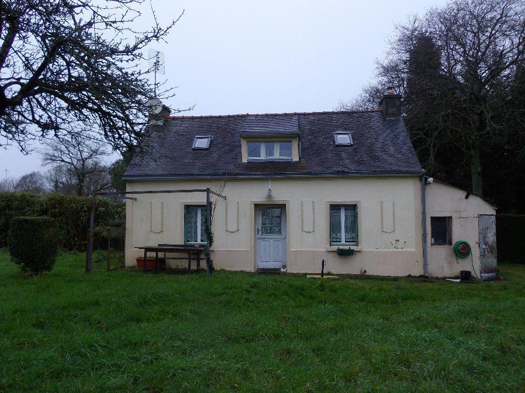 Maison à vendre 3 55m2 à Lanvénégen vignette-2