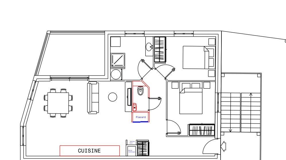 Appartement à vendre 3 68.17m2 à Vagney vignette-2