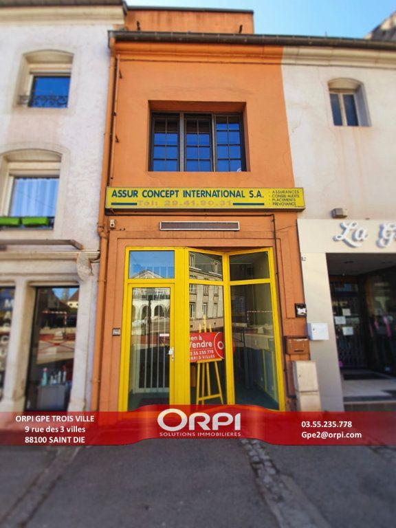 Immeuble à vendre 0 198.8m2 à Raon-l'Étape vignette-1