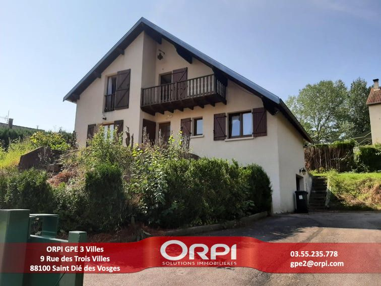 Maison à vendre 7 106m2 à Saint-Dié-des-Vosges vignette-1