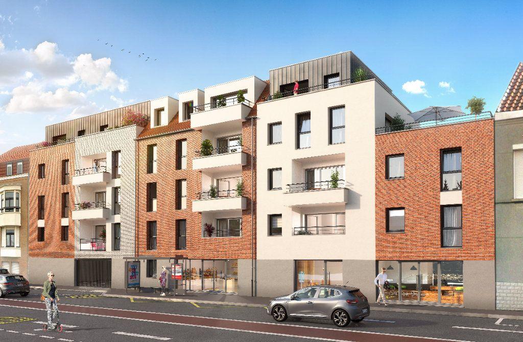 Appartement à vendre 2 43.5m2 à Dunkerque vignette-1