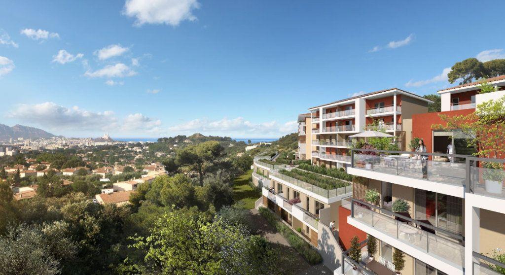 Appartement à vendre 4 76m2 à Marseille 13 vignette-2
