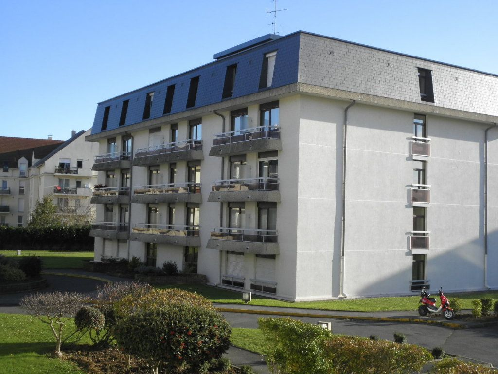 Appartement à louer 1 29.25m2 à Margny-lès-Compiègne vignette-2