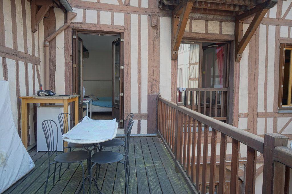 Appartement à louer 2 38.34m2 à Rouen vignette-1
