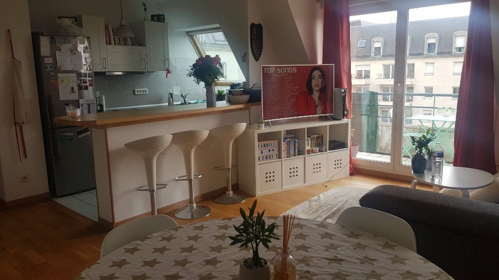 Appartement à louer 3 55.58m2 à Rouen vignette-2