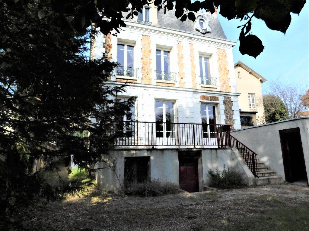 Maison à vendre 7 155m2 à Cormeilles-en-Parisis vignette-2