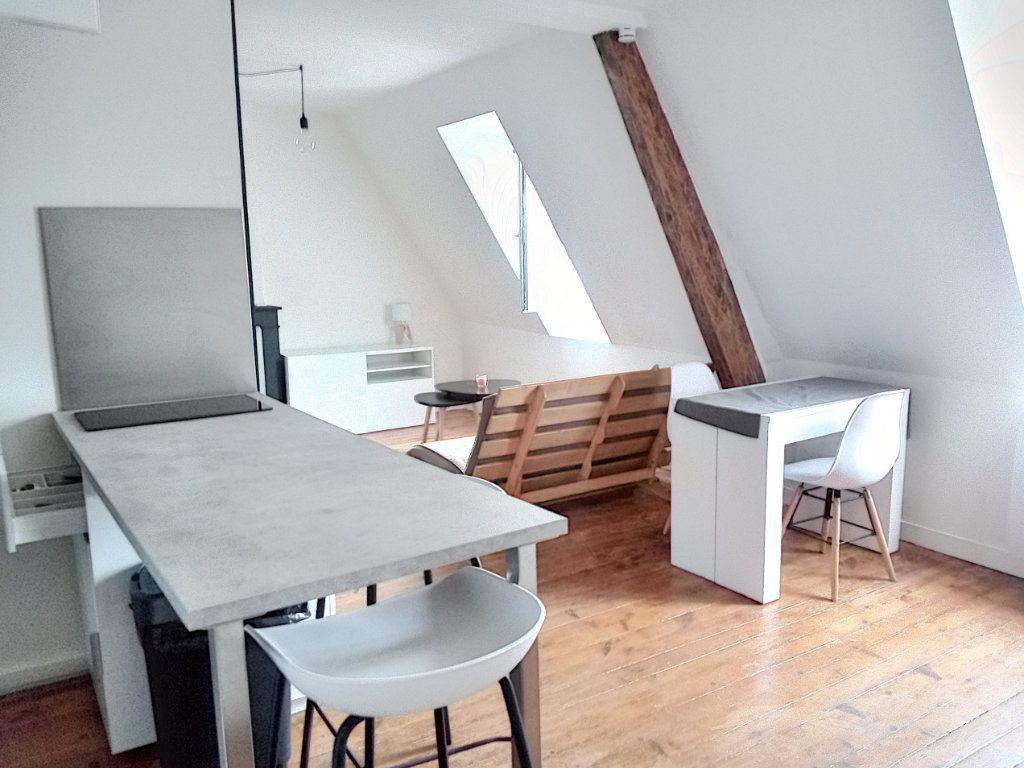 Appartement à louer 1 31.21m2 à Nantes vignette-1