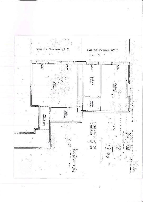 Appartement à vendre 2 43.26m2 à Nice plan-1