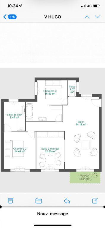 Appartement à vendre 3 83.93m2 à Nice plan-2