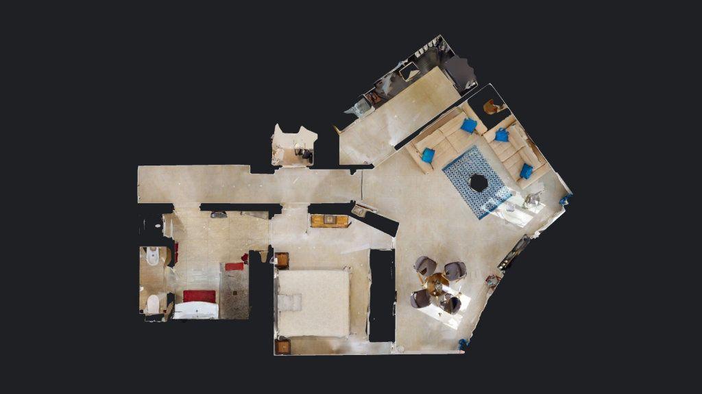 Appartement à vendre 2 68m2 à Nice plan-1