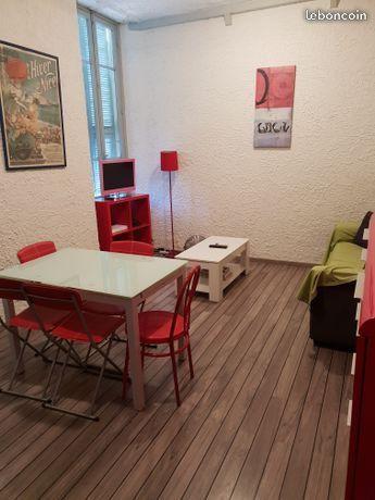 Appartement à louer 3 35.1m2 à Nice vignette-1