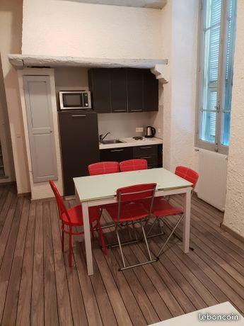 Appartement à louer 3 35.1m2 à Nice vignette-2