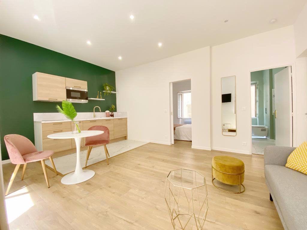 Appartement à vendre 2 32.8m2 à Nice vignette-1