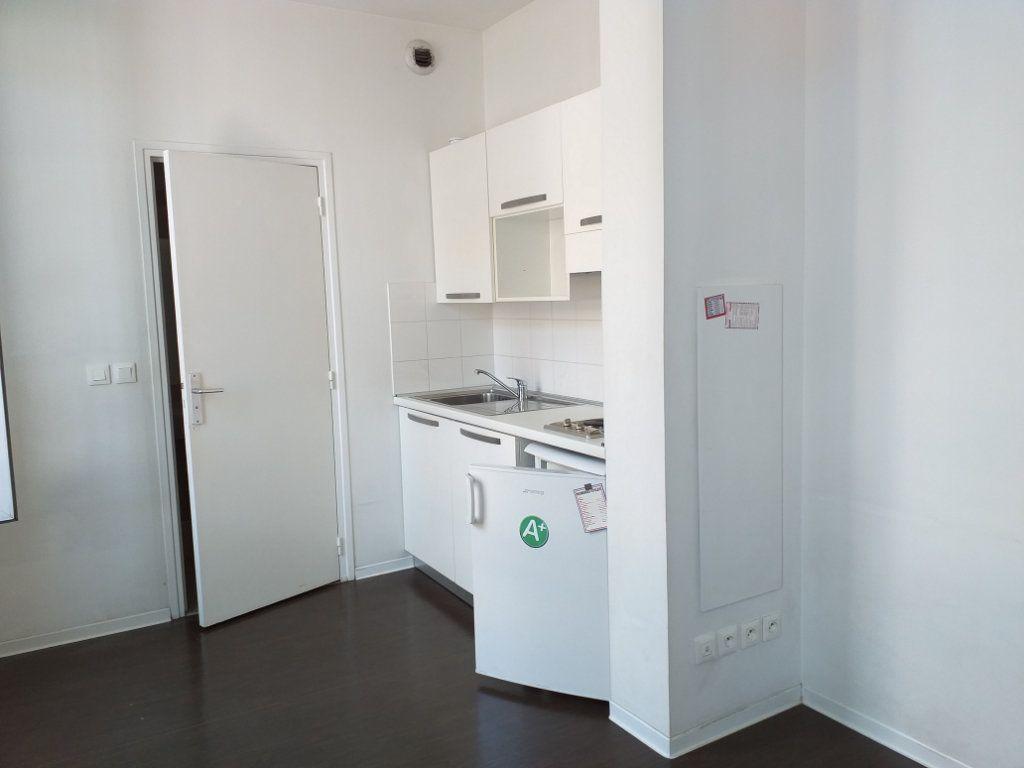Appartement à louer 1 17.02m2 à Nice vignette-1