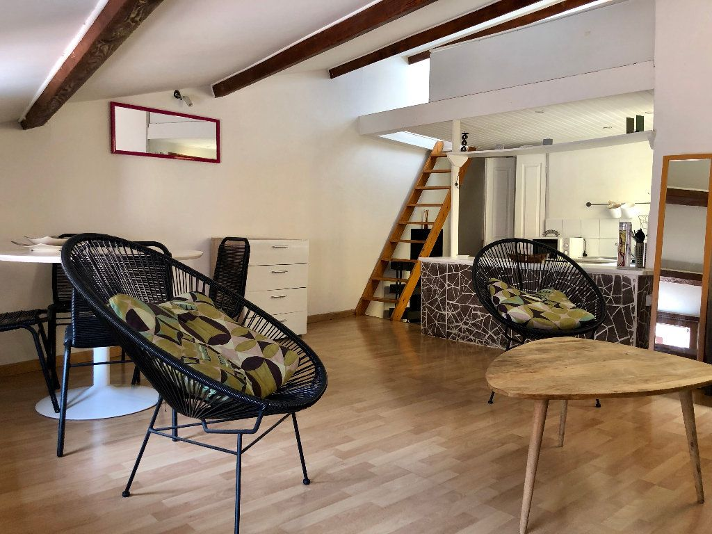 Appartement à louer 1 26.17m2 à Nice vignette-1