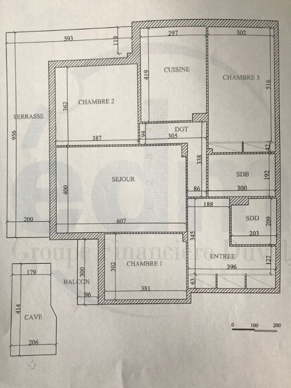 Appartement à vendre 4 105m2 à Nice vignette-16