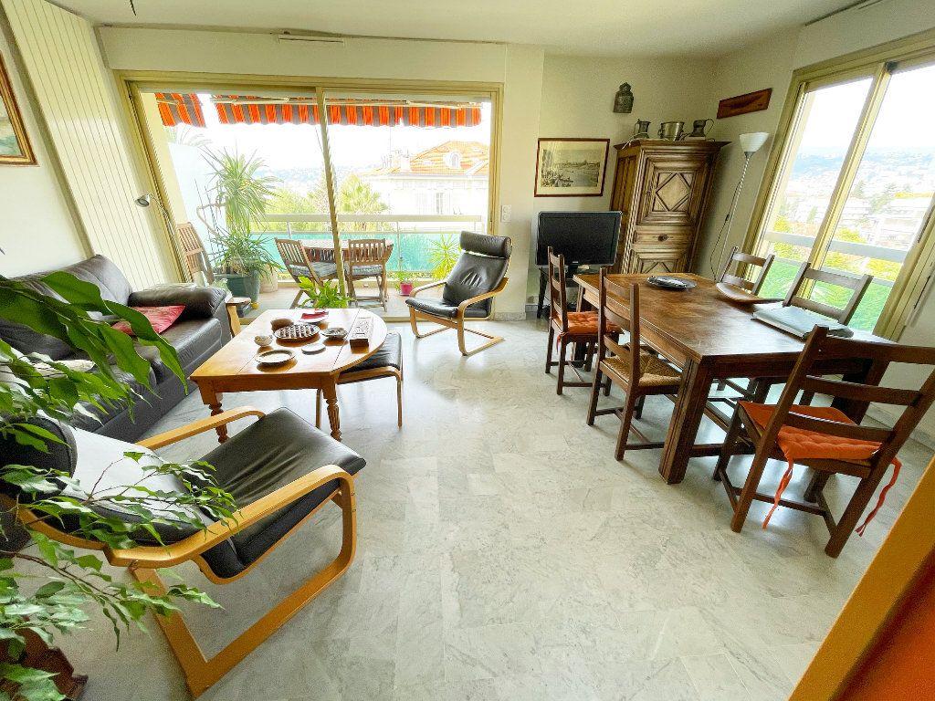 Appartement à vendre 2 55m2 à Nice vignette-2