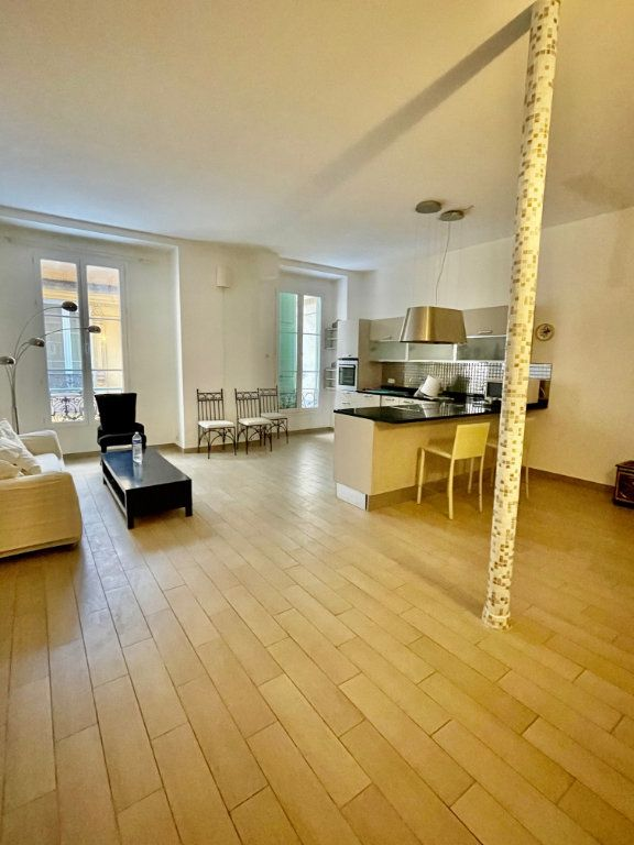 Appartement à vendre 3 82.63m2 à Nice vignette-1