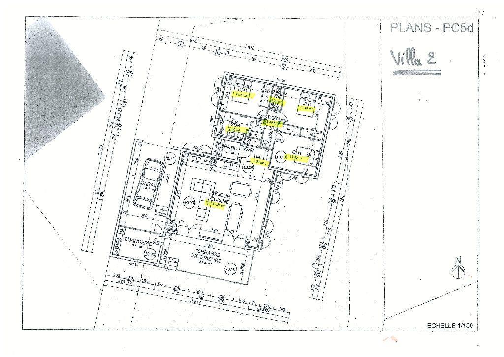 Maison à louer 4 113m2 à Saint-Hilaire-d'Ozilhan vignette-1