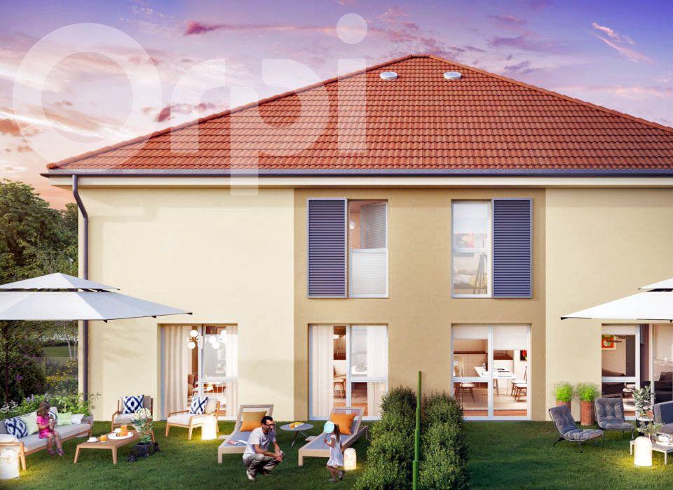 Maison à vendre 4 87m2 à Arenthon vignette-1