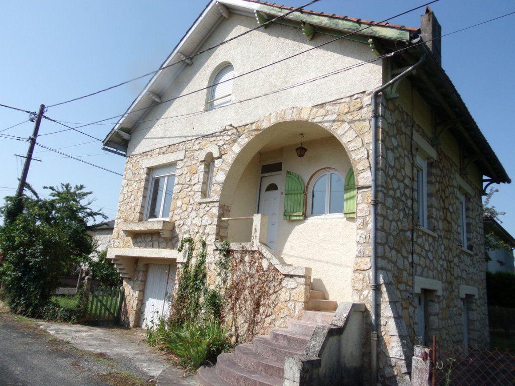 Maison à vendre 4 713m2 à Terrasson-Lavilledieu vignette-2