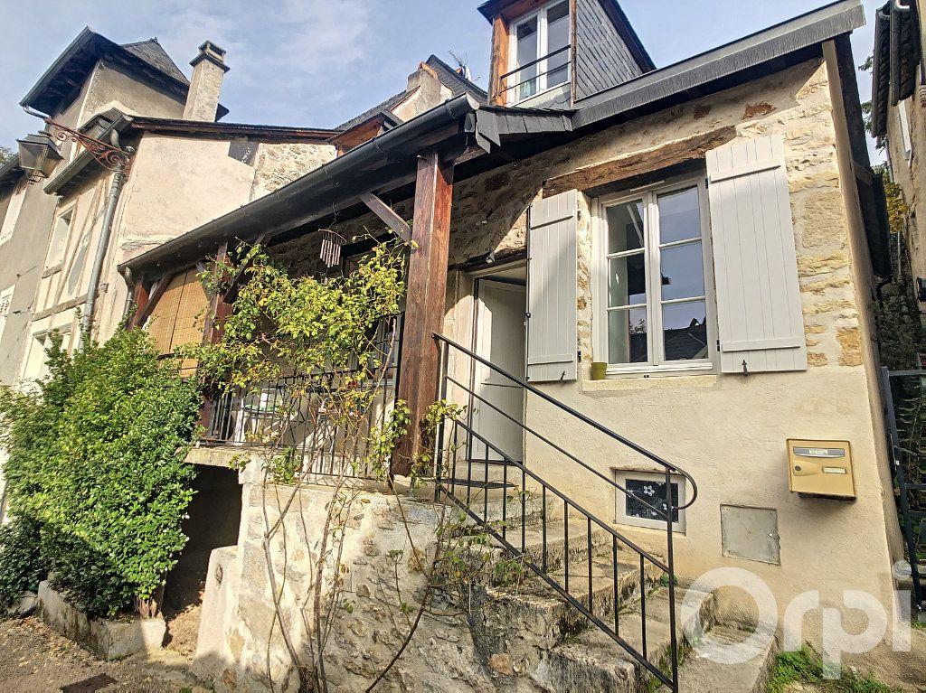 Maison à vendre 3 87m2 à Terrasson-Lavilledieu vignette-1
