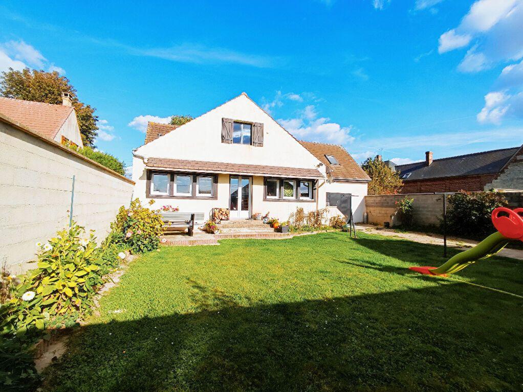 Maison à vendre 5 135m2 à Rémérangles vignette-8