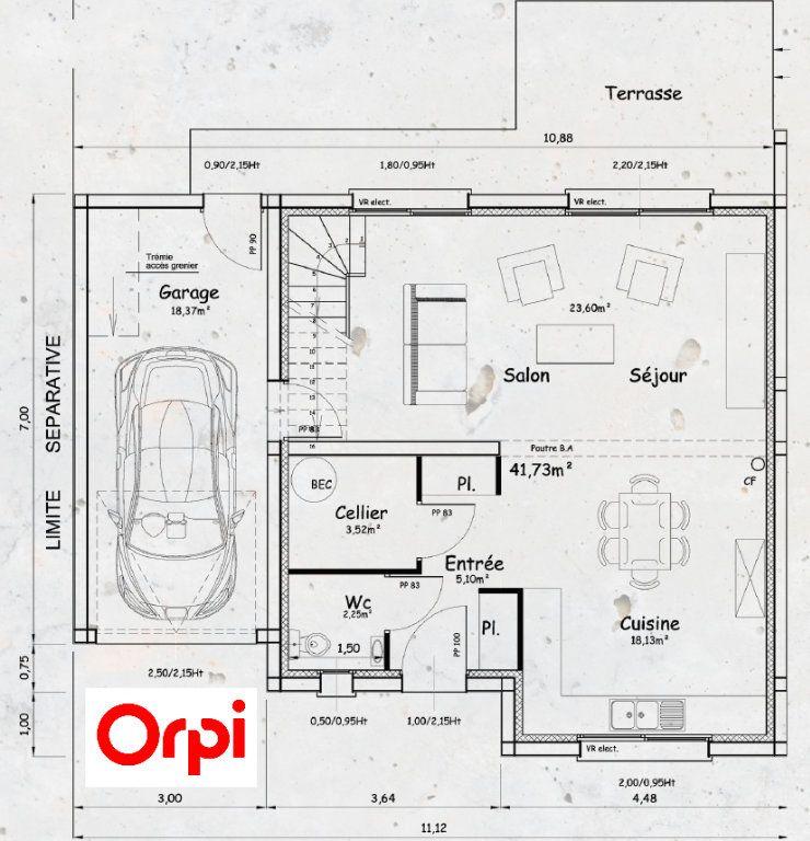 Maison à vendre 5 104m2 à Le Fay-Saint-Quentin vignette-2