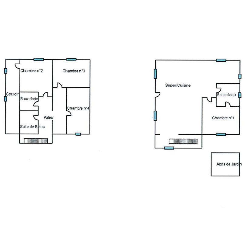 Maison à vendre 5 140m2 à Nice plan-1