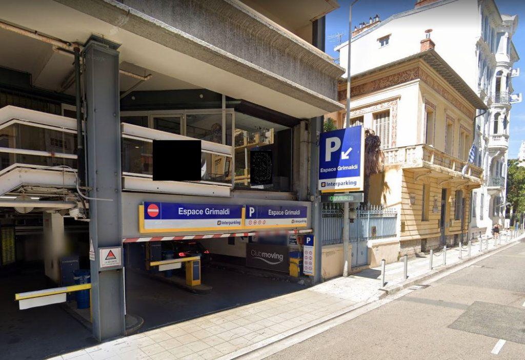 Stationnement à louer 0 12m2 à Nice vignette-1