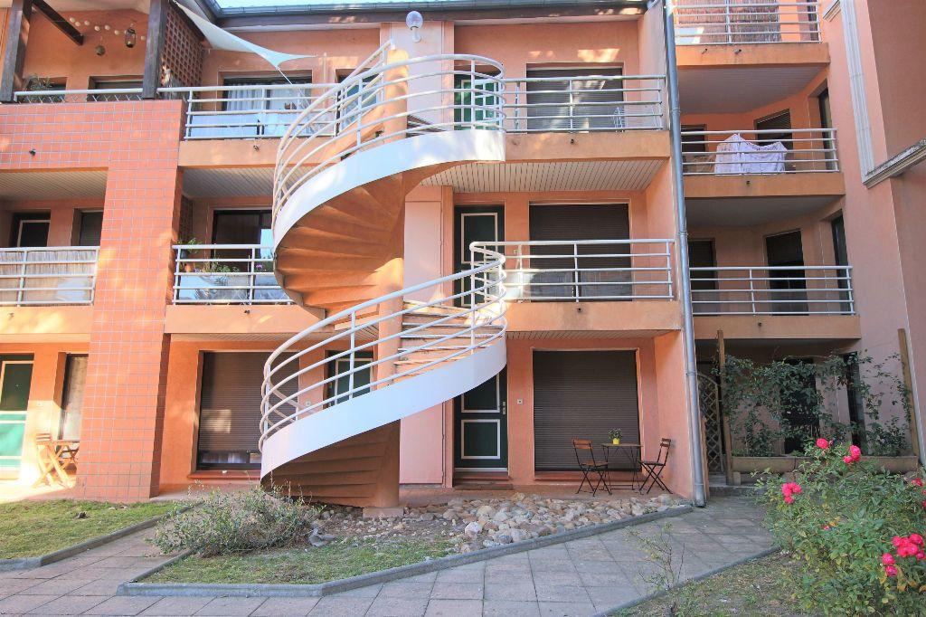 Appartement à louer 2 27.02m2 à Toulouse vignette-4