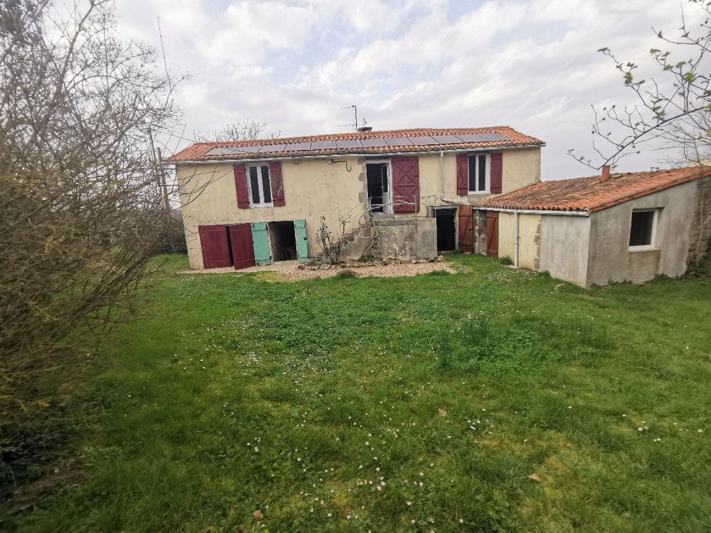 Maison à vendre 3 50m2 à Gourgé vignette-1