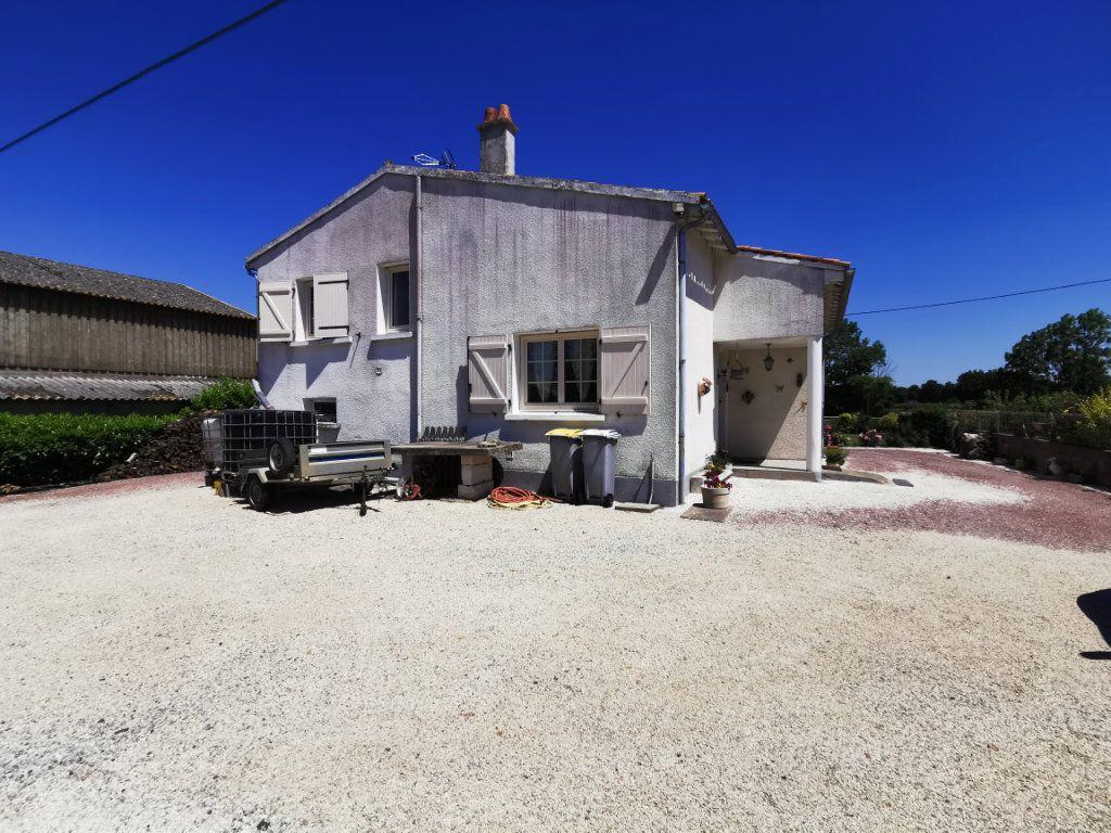 Maison à vendre 4 83m2 à Lageon vignette-2
