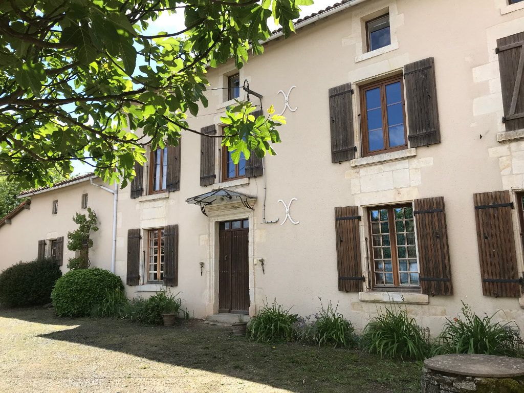 Maison à vendre 8 274.25m2 à Secondigny vignette-1