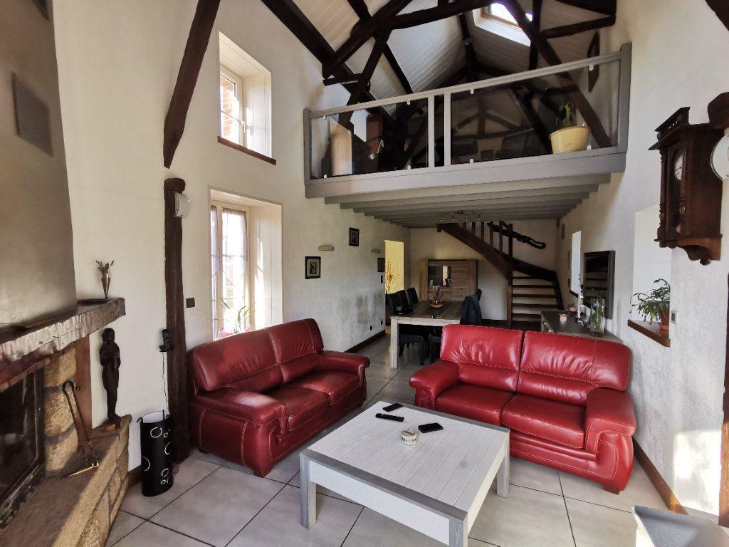 Maison à vendre 7 200m2 à Le Tallud vignette-4