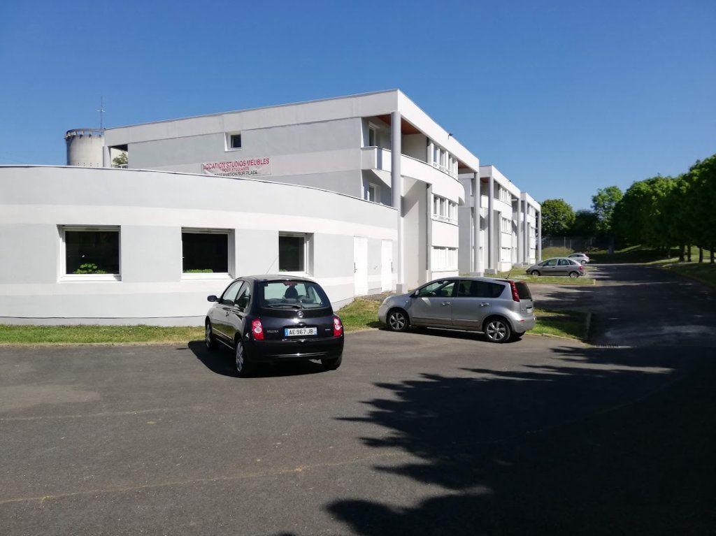 Appartement à louer 1 14.09m2 à Poitiers vignette-7
