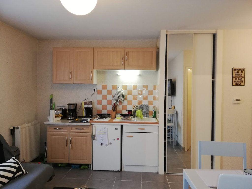 Appartement à louer 1 22m2 à Poitiers vignette-2