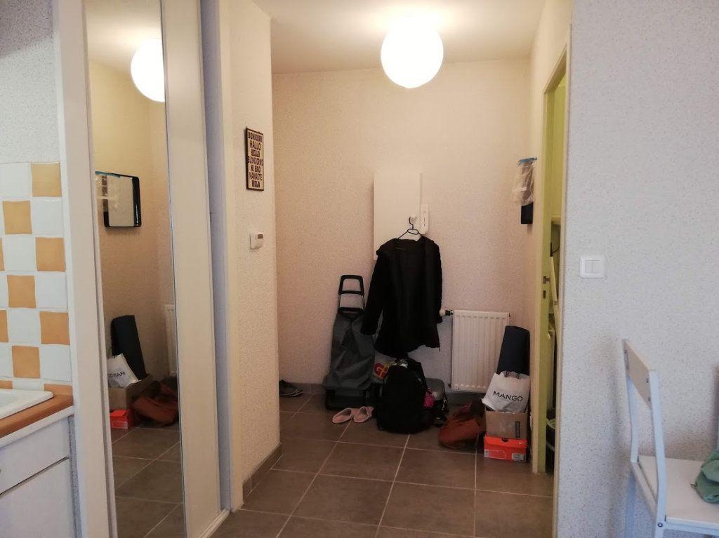 Appartement à louer 1 22m2 à Poitiers vignette-7