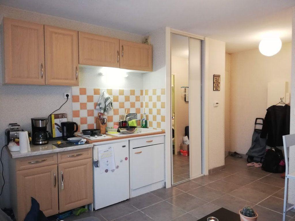 Appartement à louer 1 22m2 à Poitiers vignette-8