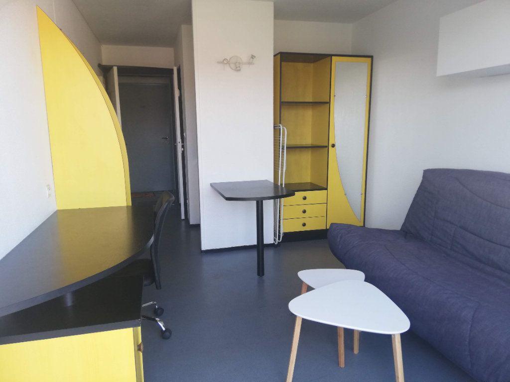 Appartement à louer 1 15.9m2 à Poitiers vignette-1