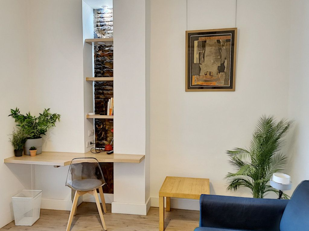 Appartement à louer 1 21.5m2 à Toulouse vignette-2