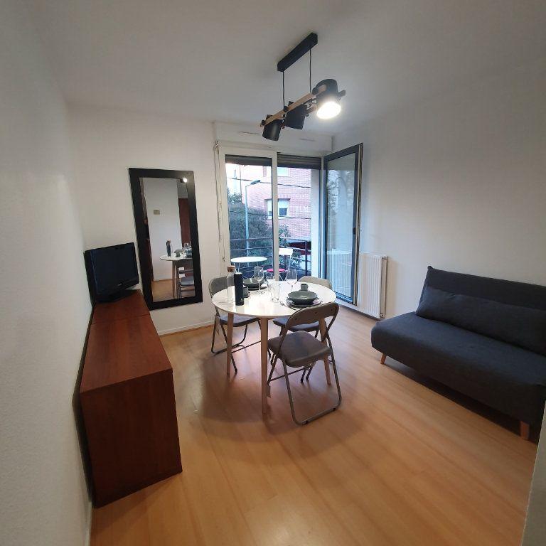 Appartement à louer 1 19.39m2 à Toulouse vignette-2