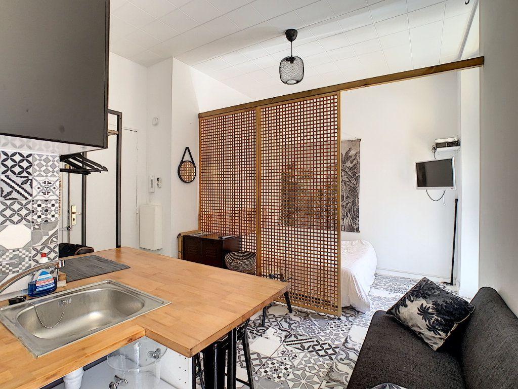 Appartement à vendre 1 20.76m2 à Cannes vignette-2