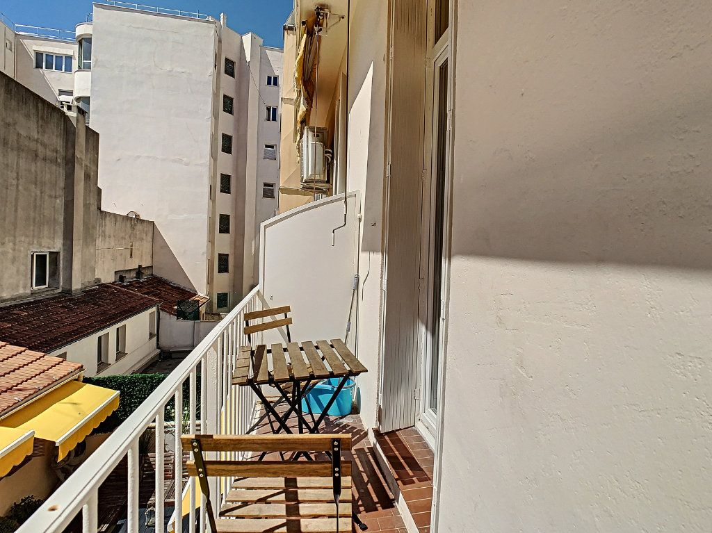 Appartement à vendre 1 20.76m2 à Cannes vignette-3