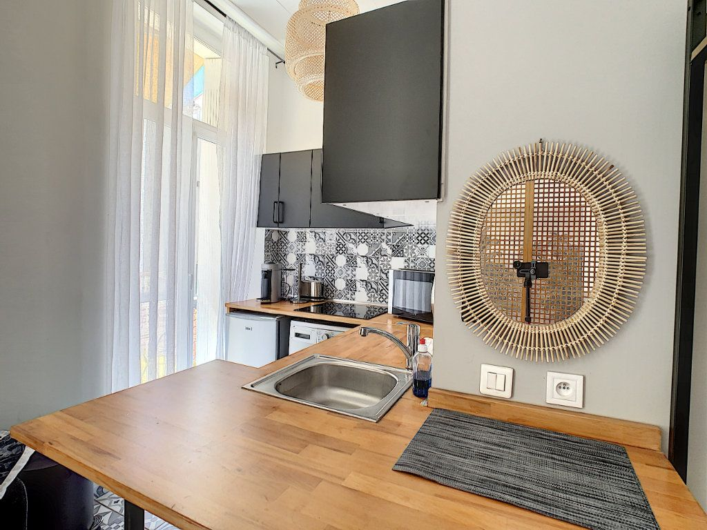 Appartement à vendre 1 20.76m2 à Cannes vignette-5