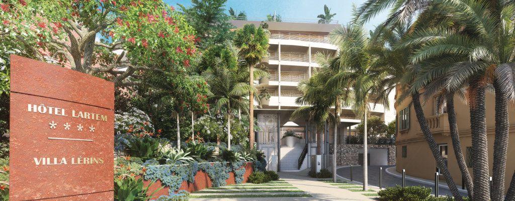 Appartement à vendre 2 62.09m2 à Cannes vignette-2