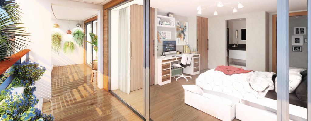 Appartement à vendre 3 95.51m2 à Cannes vignette-2