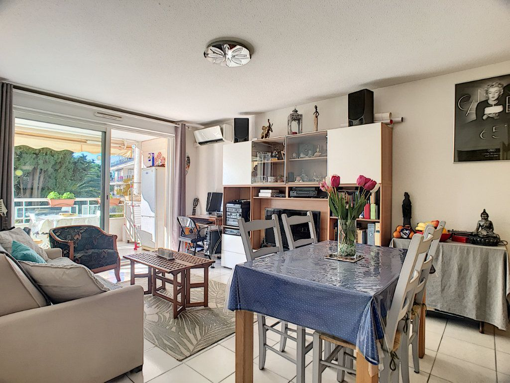 Appartement à vendre 2 45.1m2 à Cannes vignette-3