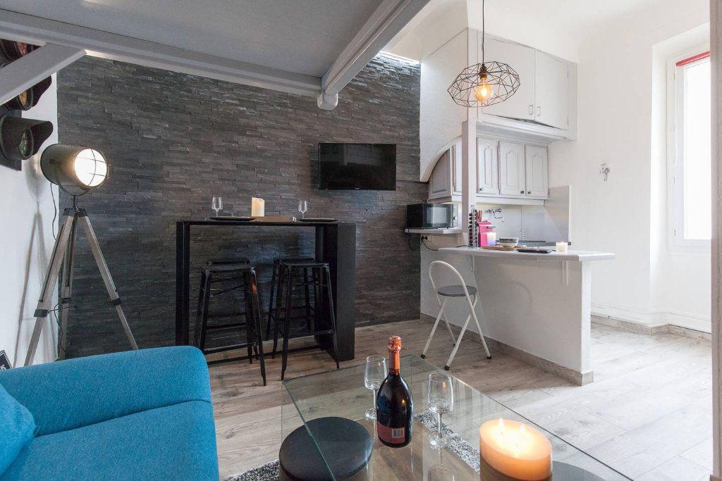 Appartement à vendre 1 18.85m2 à Cannes vignette-2