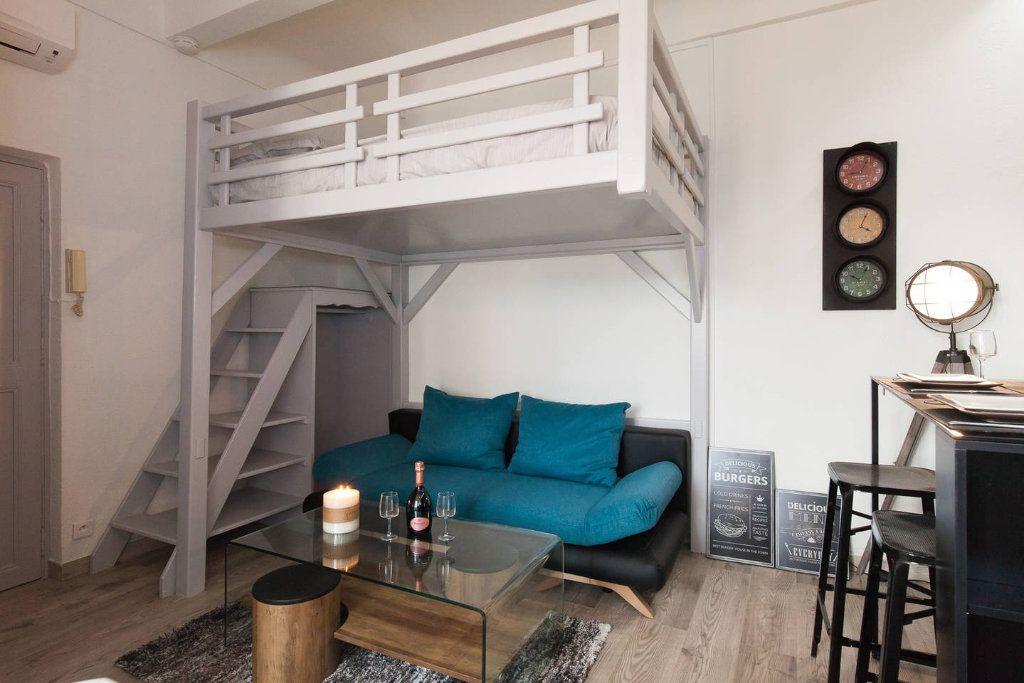 Appartement à vendre 1 18.85m2 à Cannes vignette-6